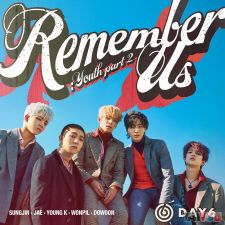 DAY6 - Remember Us : Youth Part 2 - Mini Album Vol.4