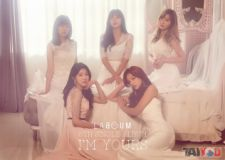 LABOUM - I'm Yours - Single Album Vol.6