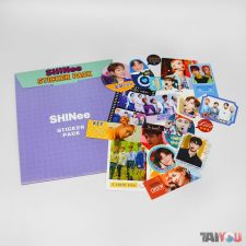 Stickers pack - SHINee