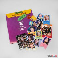 Stickers pack - TWICE