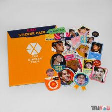 Stickers pack - EXO