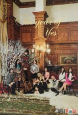 Poster officiel - TWICE - The Year of Yes - Version A