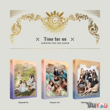 GFRIEND - Time For Us - The 2nd Album