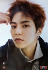 Poster officiel - EXO - Don't Mess Up My Tempo [Vivace Ver.] - Xiumin Ver.