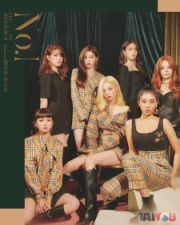 CLC - No.1 - 8th Mini Album