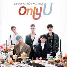 IMFACT - Only U - 3rd Single Album