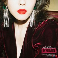 Hyomin - Allure - 3rd Mini Album