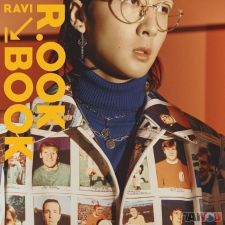 Ravi (VIXX) - R.OOK BOOK - 2nd Mini Album