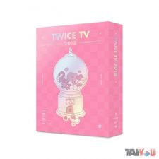 TWICE - TWICE TV 2018 DVD (4 DVD)