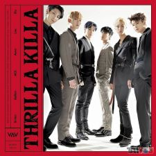 VAV - Thrilla Killa - 4th Mini Album