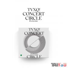 TVXQ! - TVXQ! CONCERT - CIRCLE - #WELCOME (2 DVD)