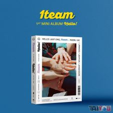 1team - Hello - 1st Mini Album