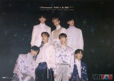 Poster officiel - GOT7 - Present You & Me - Version C