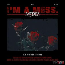 BASTARZ (BLOCK B) - I'm a Mess - 3rd Mini Album