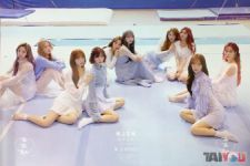 Poster officiel - WJSN (Cosmic Girls) - WJ Stay ? - Version B