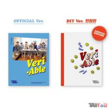 VeriVery - VERI-ABLE - 2nd Mini Album