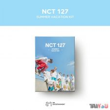 NCT 127 - 2019 NCT 127 SUMMER VACATION KIT (édition limitée)