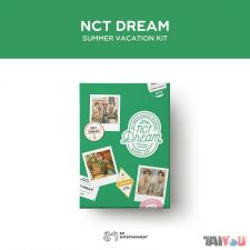 2019 NCT DREAM SUMMER VACATION KIT (édition limitée)