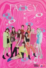 Poster officiel - TWICE - Fancy - Version A