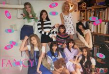 Poster officiel - TWICE - Fancy - Version C
