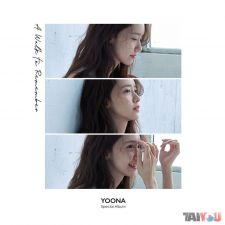 Yoona (GIRLS' GENERATION) - A Walk To Remember - Special Album [#PROMO-C]