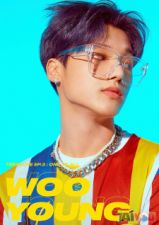 Poster - Wooyoung (ATEEZ) [M-1467]