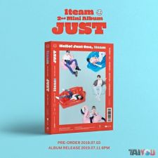 1team - Just - 2nd Mini Album [#PROMO+B]