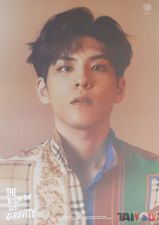 Poster officiel - DAY6 - The Book Of Us : Gravity - Wonpil