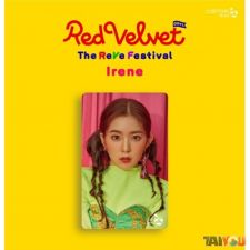 Carte de transport - Irene (Red Velvet)