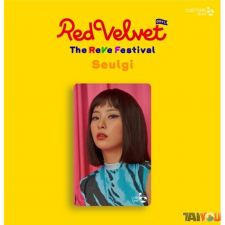 Carte de transport - Seulgi (Red Velvet)