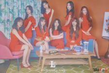 Poster officiel - LOVELYZ - Once Upon A Time - Version A