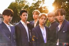 Poster officiel - ONEUS - RAISE UP - Version B