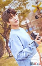 Poster officiel - Kyuhyun (SUPER JUNIOR) - The Day We Met Again - Version A
