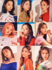 Poster officiel - FROMIS_9 - FUN FACTORY - Version B