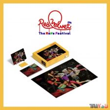 Puzzle Package - Red Velvet