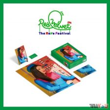 Puzzle Package - Joy (Red Velvet)