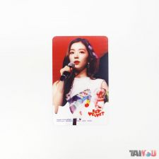 Carte transparente - Yeri (Red Velvet) [A-020]