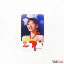 Carte transparente - Wendy (Red Velvet) [A-022]