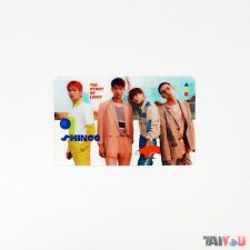 Carte transparente - SHINee [010]