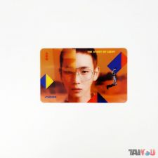 Carte transparente - Key (SHINee) [013]