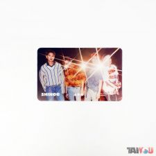 Carte transparente - SHINee [015]