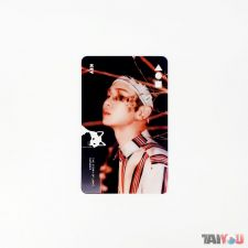 Carte transparente - Key (SHINee) [017]