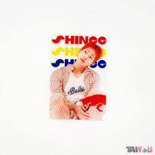 Carte transparente - Onew (SHINee) [025]