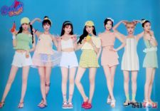 Poster officiel - OH MY GIRL - Summer Package