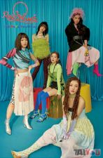Poster officiel - Red Velvet - The ReVe Festival - Version B