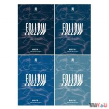 MONSTA X - Follow-Find You - Mini Album