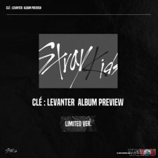 Stray Kids - Clé : Levanter - Limited Edition