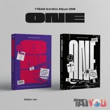 1TEAM - ONE - Mini Album Vol.3 [#PROMO+B]