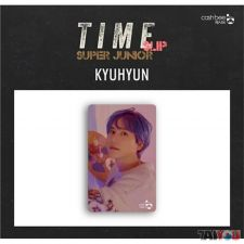 Carte de transport - Kyuhyun (Super Junior)