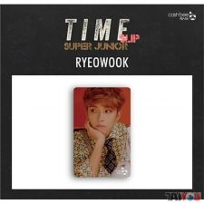 Carte de transport - Ryeowook (Super Junior)